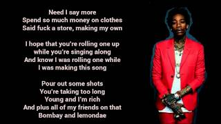 Wiz Khalifa Feat. The Weeknd - Remember You (Lyrics)