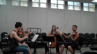 String Quartet No. 3 by Béla Bartók