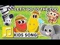 Download LET'S GO TO THE ZOO | LARVA KIDS | ANIMAL SONG | NURSERY RHYME | KIDS SONGS | 2 min | LEARNING SONGS MP3 song and Music Video
