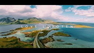 Путешествие на машине по Европе. Лофотенские острова. 3 серия