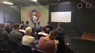 Masterclass van Physis Academy bij JHS Fitness in Ommen
