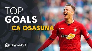 Los goles del ascenso del CA Osasuna LaLiga 1 2 3 2018/2019