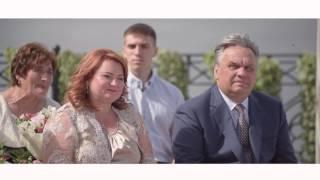 Нереальная свадьба Антона и Алины Ярославль