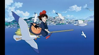 A Town With An Ocean View (from Kiki's Delivery Service)