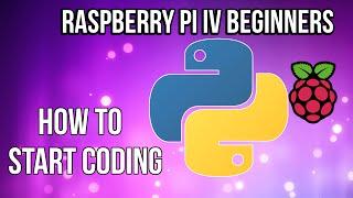 Raspberry Pi - How to start programming with Python