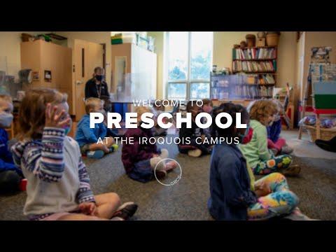 Preschool at Grand Rapids Christian Elementary School Iroquois Campus