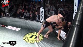 FCCTV Full Contact Contender 6 Mike Berry VS Coner Hignett