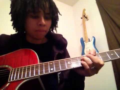 Justin Bieber Boyfriend Acoustic-Guitar cover - YouTube