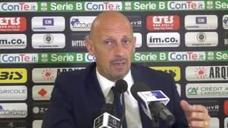 Mister Di Carlo alla vigilia di Spezia-SPAL 27 aprile 2018