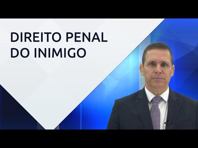 """A teoria do """"Direito Penal do Inimigo"""" – com Prof. Fernando Capez"""