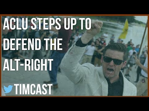 ACLU DEFENDS MILO YIANNOPOULOS AND THE ALT-RIGHT