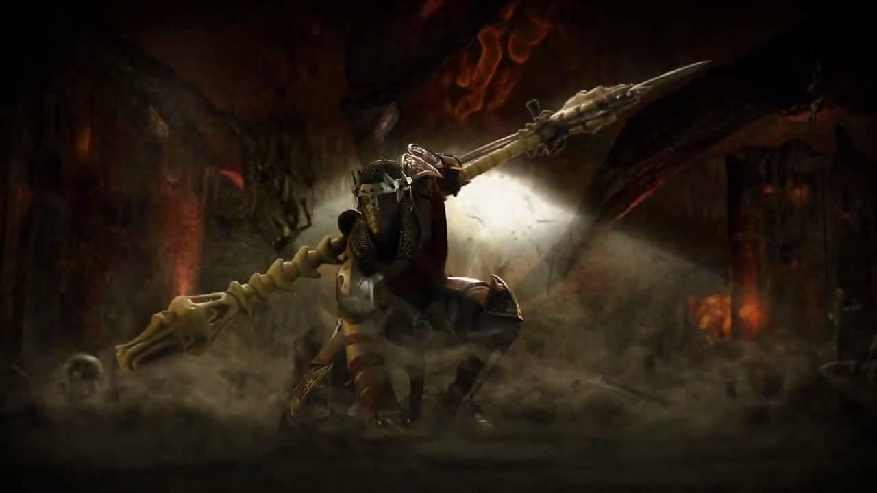 06e4bf5d7ed1 Dante s Inferno trailer - YouTube