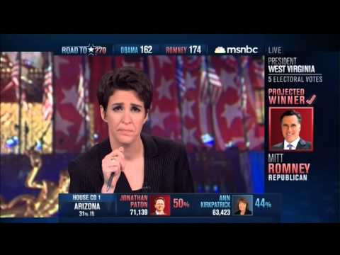 Presidential Election 2012 Coverage 9/19
