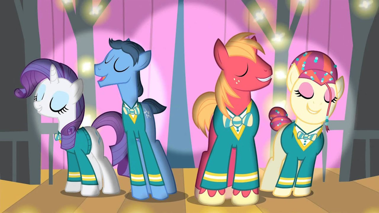 find the music in you song my little pony friendship is magic