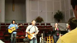 Our God / Awesome God by Chris Tomlin @ FBC Tallahassee