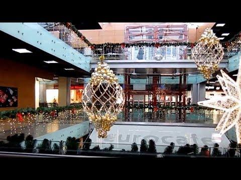 Торговый центр.  Волгоград.