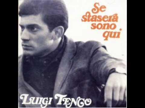 Luigi Tenco - Se stasera sono qui - 1967