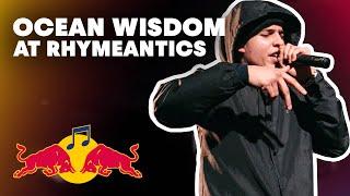 Rhymeantics - Ocean Wisdom | Red Bull Music Academy