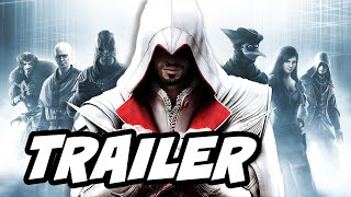 Assassin's Creed Official Trailer Breakdown