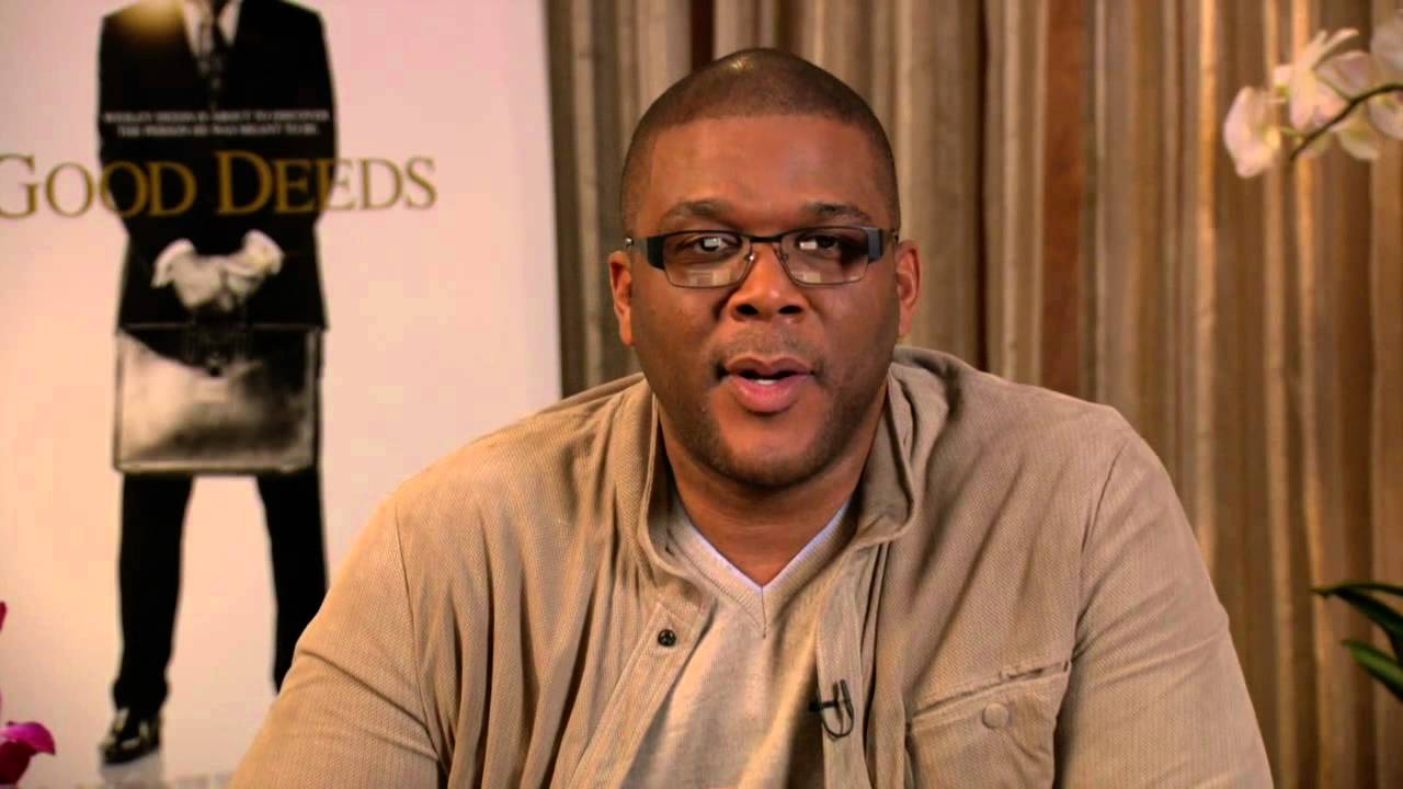 Download Tyler Perry's Good Deeds Live Fan Chat
