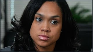 Baltimore Judges Deny Mosby's Attempt To Throw Out Some 5,000 Weed Cases for STUPIDEST Reason