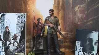 Распаковка The Last of Us Post Pandemic Edition Unboxing
