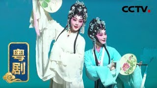 《CCTV空中剧院》 20191004 新编传奇粤剧《白蛇传·情》| CCTV戏曲