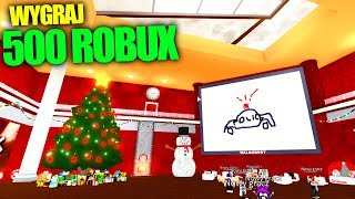 CHRISTMAS UPDATE in KALAMBURY on ROBLOX! + Christmas Contest FOR 500 ROBUX!