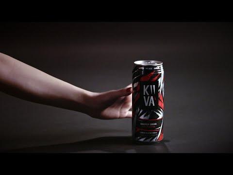 エナジードリンク「KIIVA(キーバ)」 CM 15秒