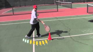 Tennis Werx Hitting Tip - Hitting Out In Front