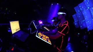 Laserkraft 3D Live @ Time Warp 2011