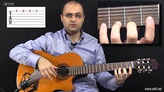 Guitar 104 - TAB Reading - كيفية قراءة التاب - بالعربية (Dr. ANTF)