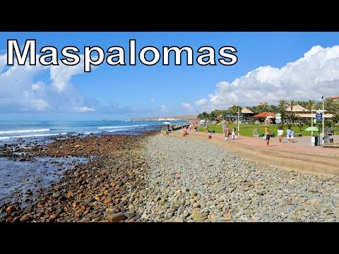 Maspalomas, Gran Canaria, Canary Islands | RotWo