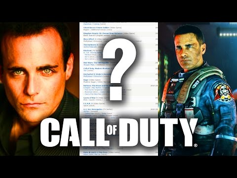 You Won't Believe HOW MANY Call of Duty Games BRIAN BLOOM Captain Nick Reyes Has Been In...