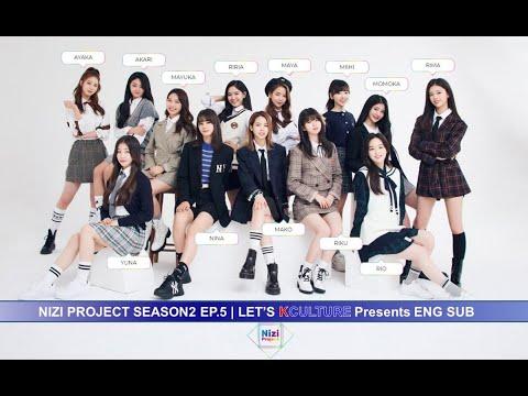 NIZI PROJECT🇰🇷🇺🇸🇯🇵 니지 프로젝트 ニジプロジェクト Season 2 - Episode 5 [LET'S KCULTURE Presents ENG SUB]