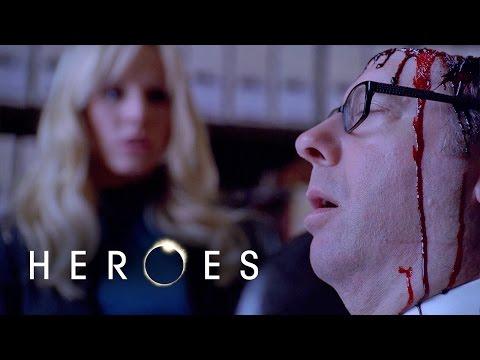 Sylar Kills Bob| Heroes