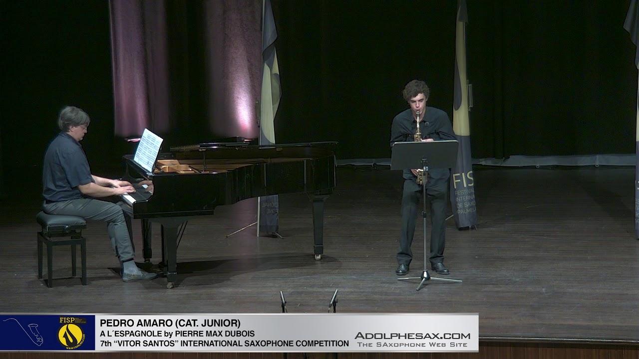 FIS Palmela 2019 - Pedro Amaro - A l´espagnole by P M Dubois