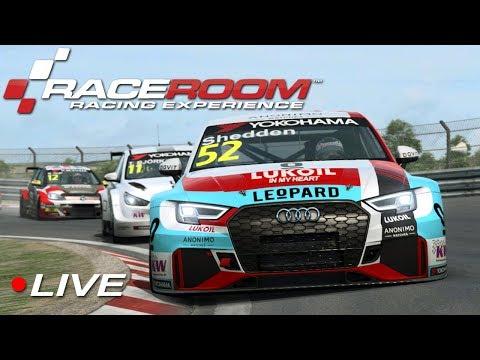 RaceRoom WTCR esports Div 1 Round 3 - Zandvoort | Live