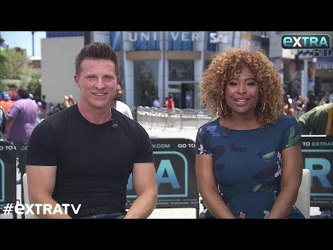 'General Hospital' Star Steve Burton Dishes on His Healthy Lifestyle
