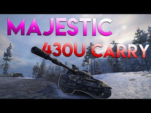 Majestic Object 430U Carry on Arctic Region