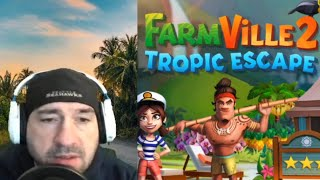 FARMVILLE 2 TROPIC ESCAPE Game by Zynga | Review & Lets Play Gameplay Youtube YT Video screenshot 5