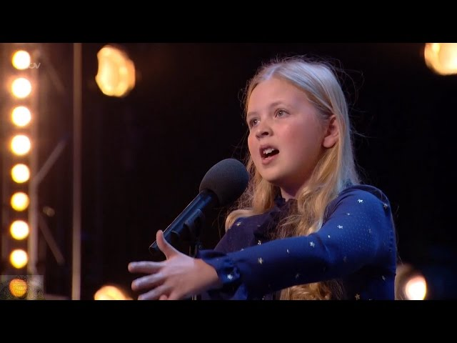 Britains Got Talent 2016 S10E01 Beau Dermott Absolutely Brilliant 12 Year Old Singing Prodigy Full