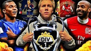 HVORDAN VINNE FØRSTE DIVISJON PÅ ULTIMATE TEAM?! 🏆🔥 DEN HØYESTE MULIGE FIFA 18 POENGSUMMEN!!