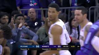 Charlotte Hornets vs New Orleans Pelicans | November 9 2019