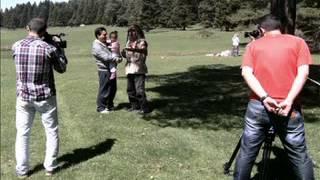 Kızılderili ile DOĞANIN GİZEMİ Ulusal ( ABANT TV ) KAMERA ARKASI / BOLU / TÜRKİYE