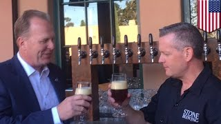 Pure Water San Diego  beer brewed with recycled sewage water is supposedly 'delicious'   TomoNews