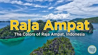 The Colors of Raja Ampat in Wonderful Indonesia
