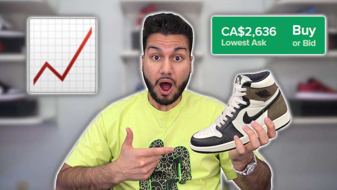 Air Jordan 1 'Dark Mocha' Future Resell Predictions | Sneaker Investment |  Best Sneaker of 2020?!?!