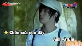 Cam Xuc Ngot Ngao Karaoke - Khanh Phuong