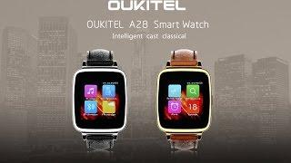 OUKITEL A28 Обзор. Умные часы всего за 57$. Опыт использования